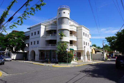 Sosua Center Building