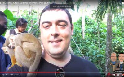 Trip to Monkey Jungle