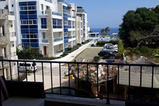 2 Bedroom Ocean View Condo