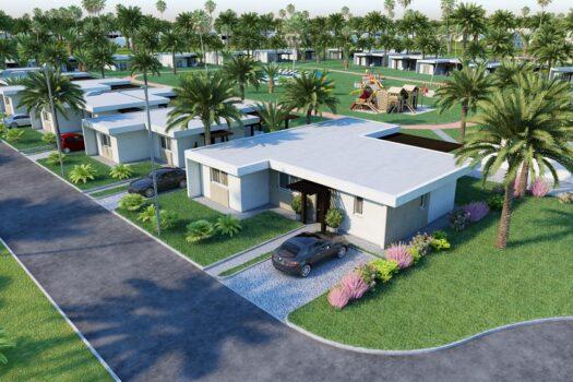 New Gated Villas Sosua