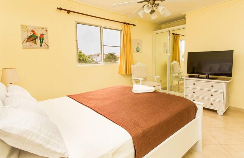 1 Bedroom Sosua Center Apartment