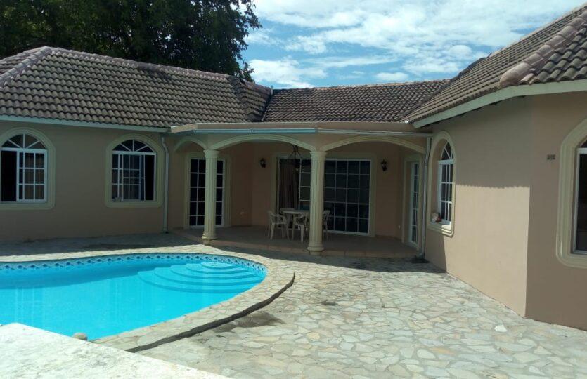 Spacious 2 Bedroom Villa Sosua Hills