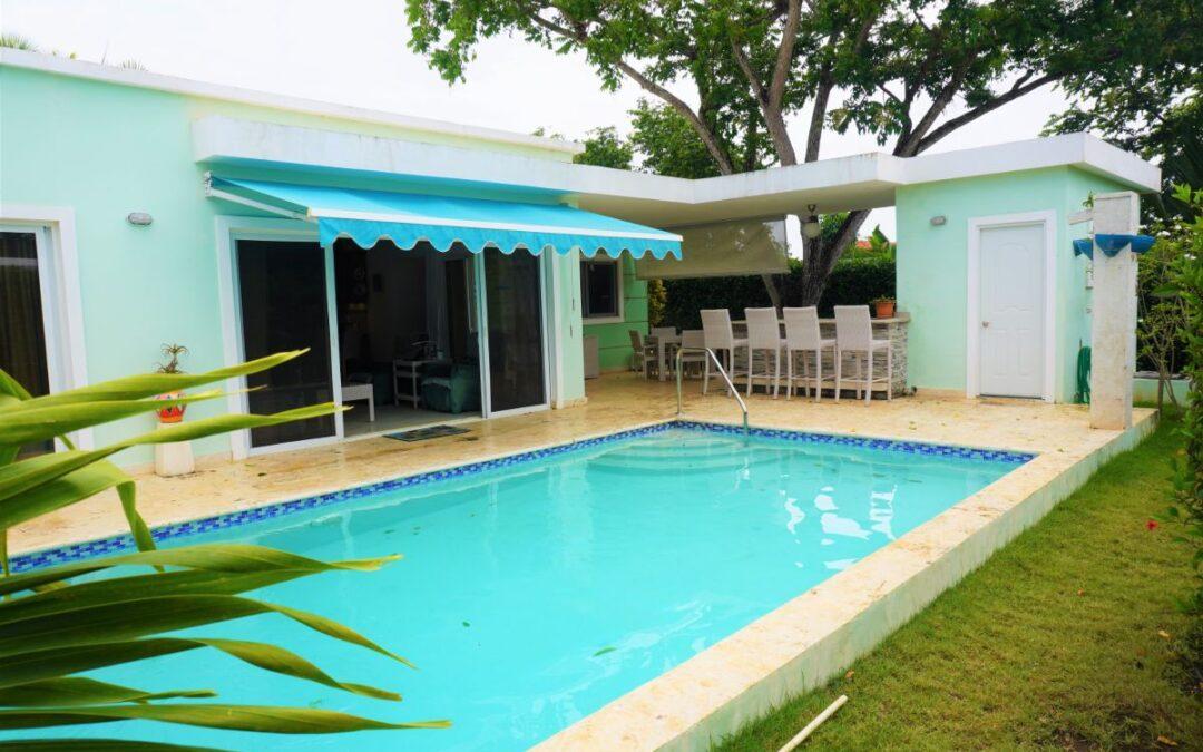 Cool 2 Bedroom Villa