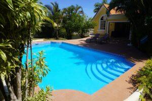 3 bedroom residential villa