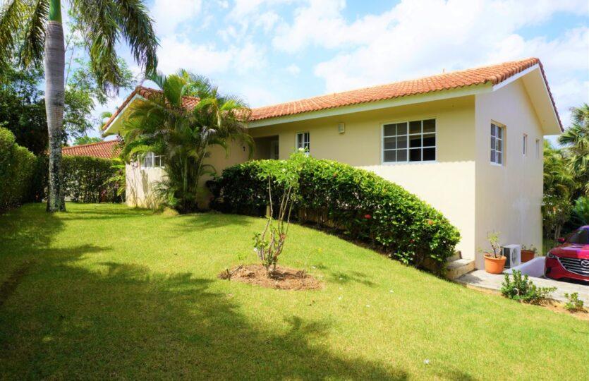 Tropical 3 bed villa